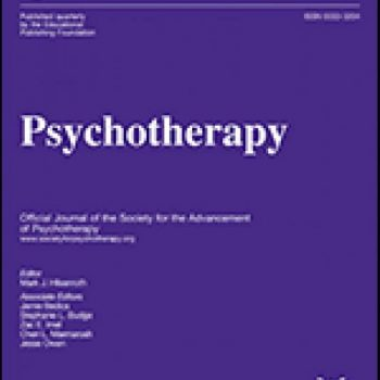 Therapist multicultural competency: A study of therapy dyads