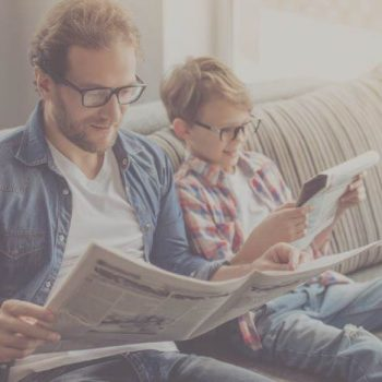 How to help your kids follow — and understand — the news