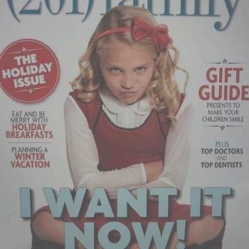 I want it now! Spoiled Rotten: The Pitfalls of Giving Kids Too Much