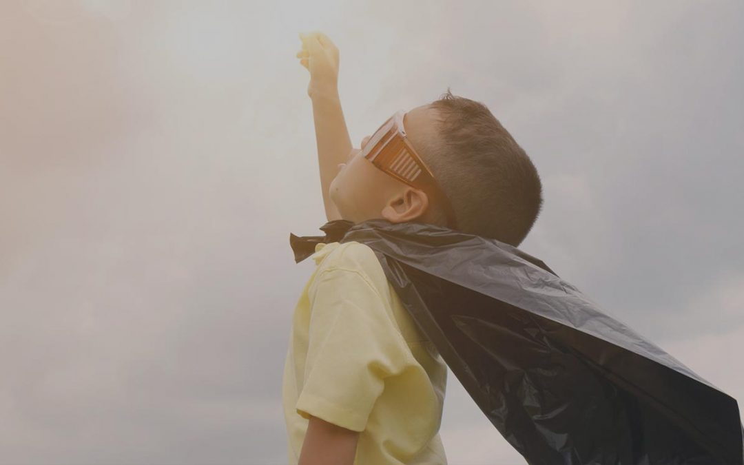 Even Superheroes Need Shields