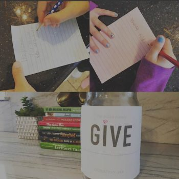 How To Create a Giving Jar